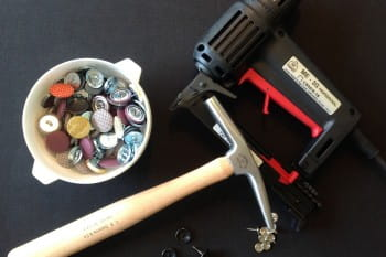 Buttons and tools